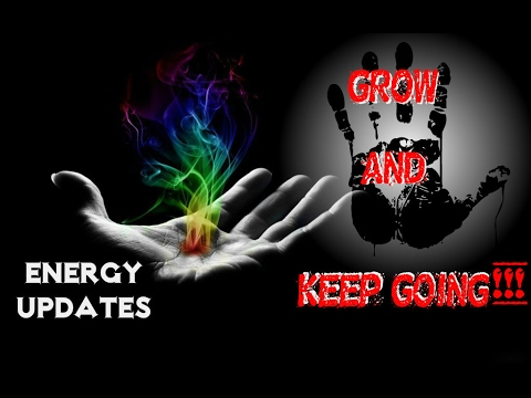 People are Awsome - Grow and Keep Going (2017) Energy Updates