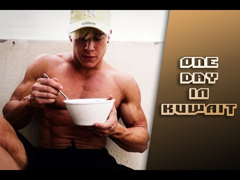 ONE DAY IN KUWAIT | The Anabolic Chicken