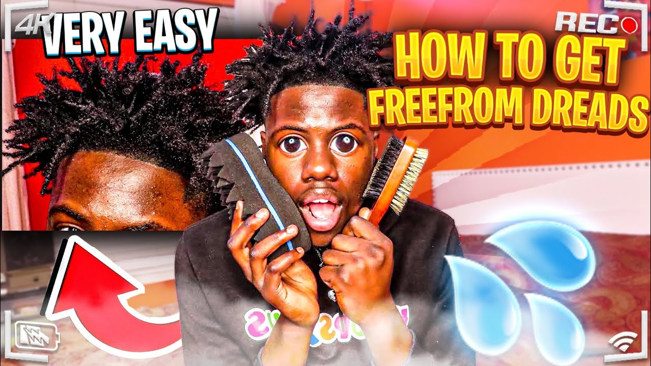 Download HOW TO GET FREEFORM/AFRO DREADS TUTORIAL!  *VERY EASY*