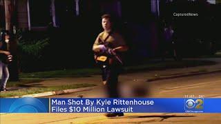 Man Shot By Kyle Rittenhouse In Kenosha Files $10 Million Lawsuit
