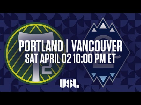 WATCH LIVE: Portland Timbers 2 Vs Vancouver Whitecaps FC 2 4-02-16