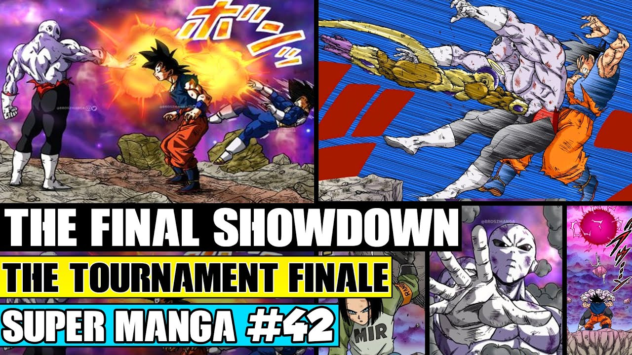 The Final Fight A New Arc Begins Dragon Ball Super Manga Chapter 42 Review