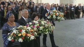 Память первых жертв химического оружия почтили в Ипре (новости)