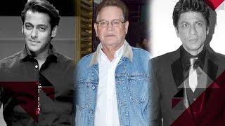 Salman Khan, Shahrukh Khan, Salim Khan |  Bollywood News in 1 minute