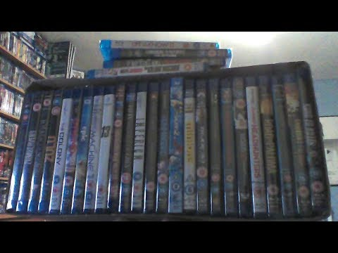 pound land mega £1 blu ray haul 37 titles