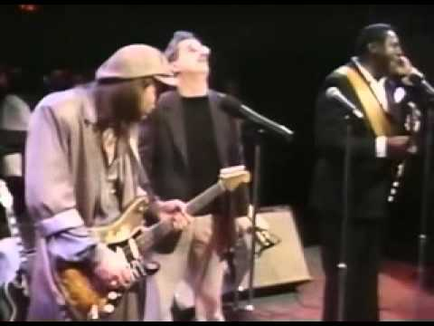 Stevie Ray Vaughan, B B King, Albert King, Paul Butterfield - The Sky Is Crying