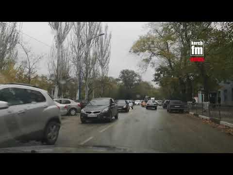 Kerch.FM: ДТП на Кирова в Керчи
