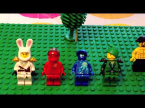If I Ruled The World - Big Time Rush Ninjago - YouTube