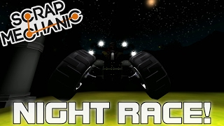lights out multiplayer night race scrap mechanic 123