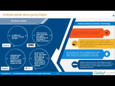 Webinar on Accelerating Digital Transformation Journey with