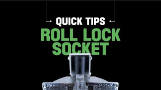 Quick Tips Roll Lock Socket ILUMINAR DE fixture