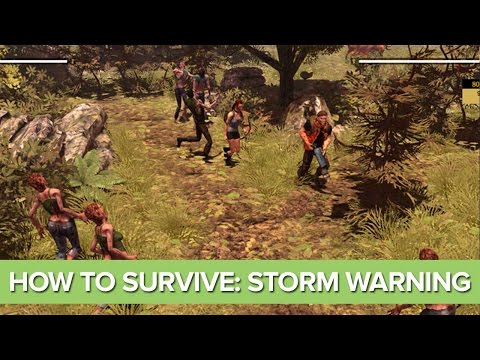 How To Survive: Storm Warning Edition - Xbox One Gameplay