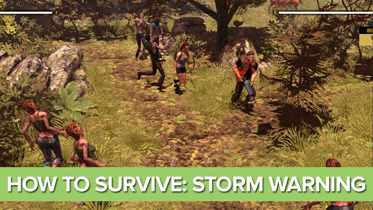 how to survive game