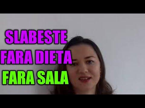 slabire fara dieta)