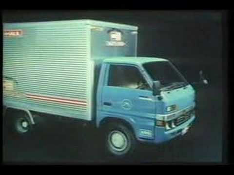 1986 NIPPON Rent A Car Ad
