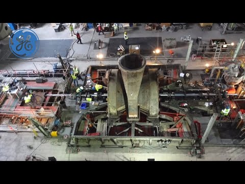 Delivering Cusomter-Focused Steam Plant Solutions | Power Plant Services | GE Power