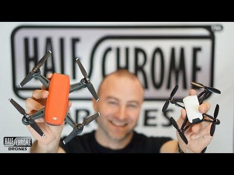 Half Chrome: The DJI Tello Revealed