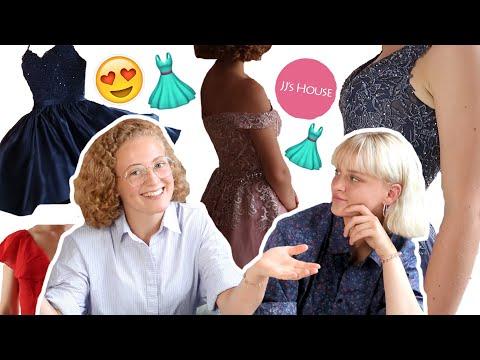 BFF bewertet COCKTAIL-DRESSES von JJ&39;sHouse *600€ Bestellung*  Leonie4ever