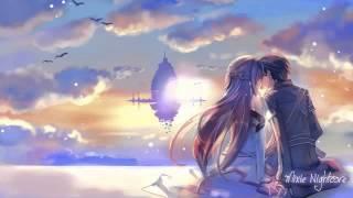 Repeat youtube video Nightcore ~ Kiss Me Slowly