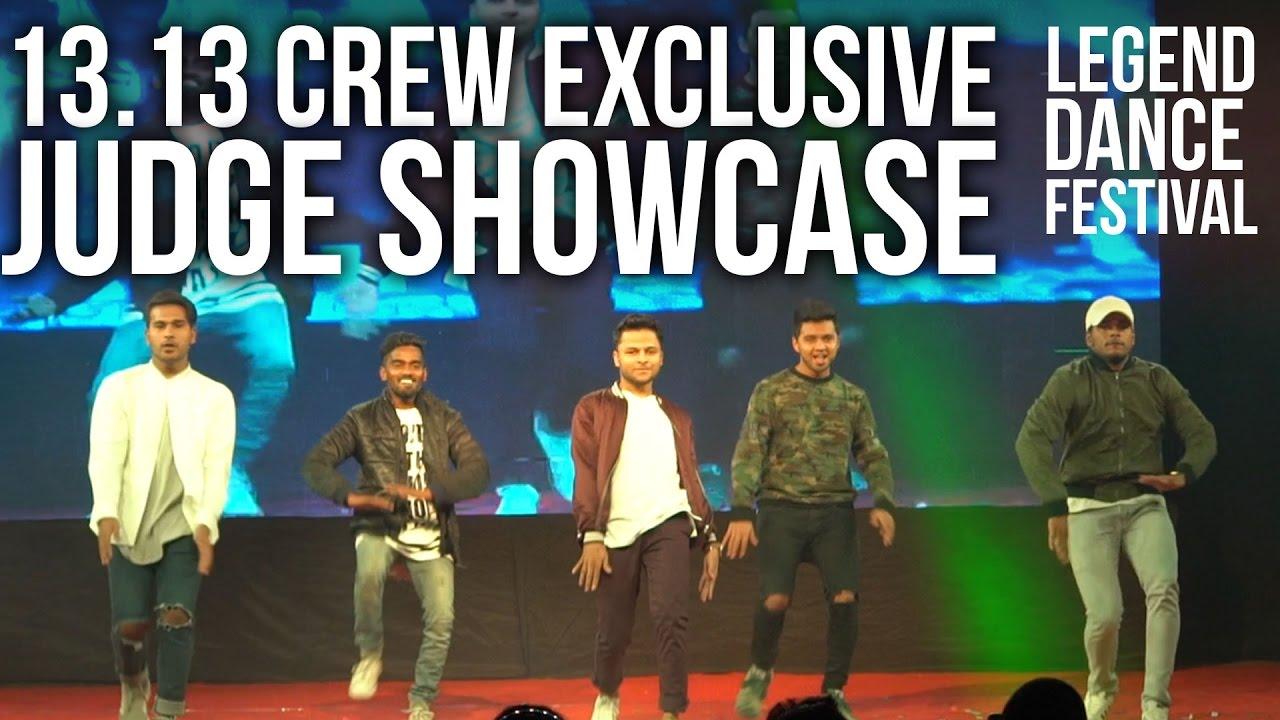 b24ad57b5faa 13.13 Crew Exclusive 2017 at Legend Dance Festival