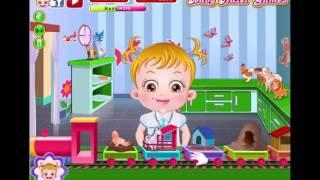 Малышка Хейзел Игры Фильм Малышка Хейзел Узнает Животных