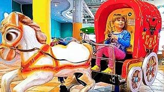 КАРЕТА ПРИНЦЕССЫ Kids euro show#8 Игры Для Девочек Принцессы Диснея Princess  развлечения для детей