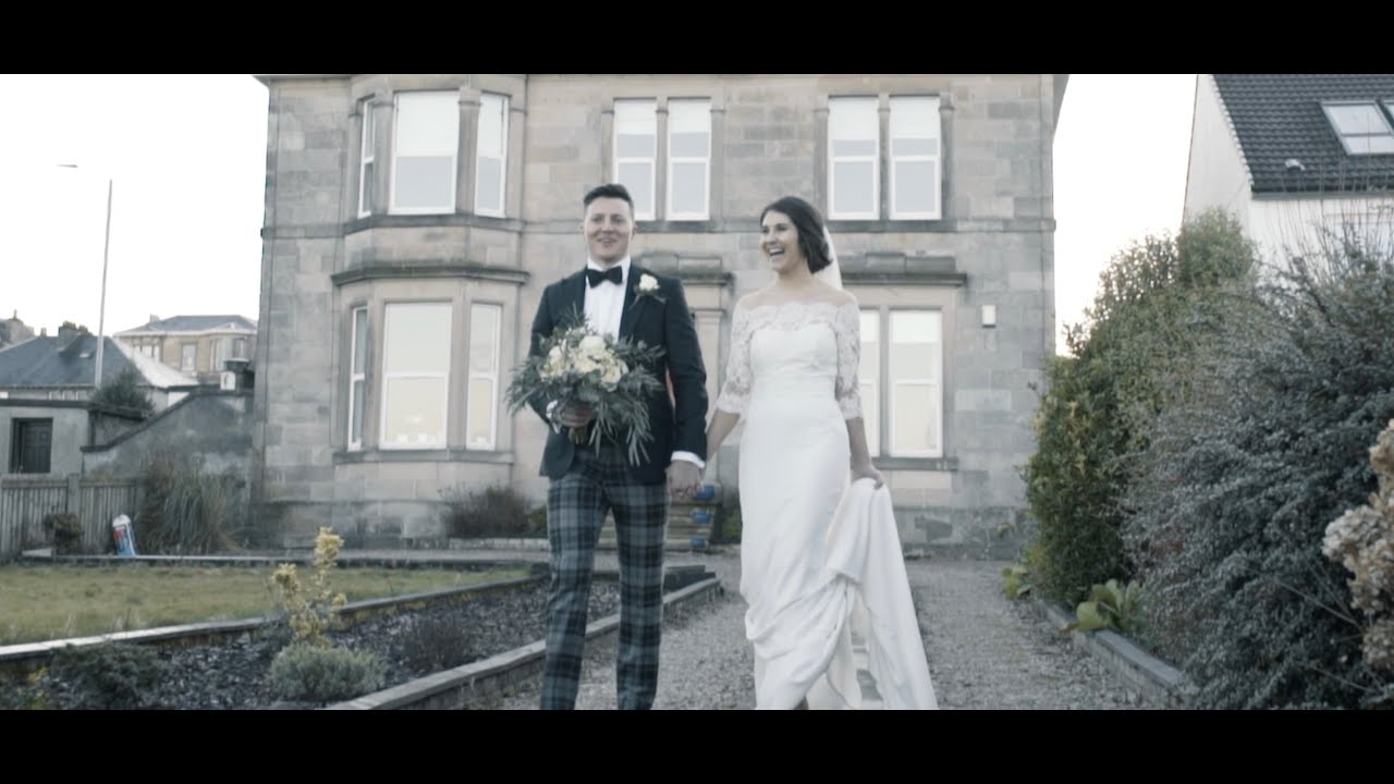 Stuart + Amanda | Highlight Film | Emotional Scottish Groom on Hogmanay | Tontine Hotel, Greenock