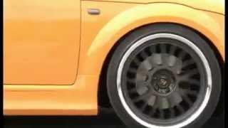видео Тюнинг Ауди TT-RS от ателье Senner Tuning