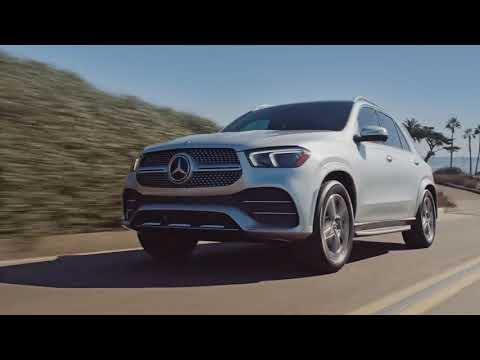 "Mercedes Benz 2020 GLE – Video Brochure ""Photographer"""