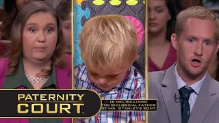 Man Says He's The Father But She Says No Because Of New Man (Full Episode) | Paternity Court