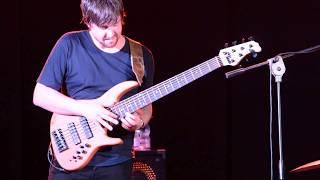 DANE ALDERSON  Solo Bass  Occhiobello 31 luglio 2018