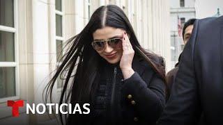 Arrestan a Emma Coronel, la esposa de 'El Chapo' Guzmán | Noticias Telemundo