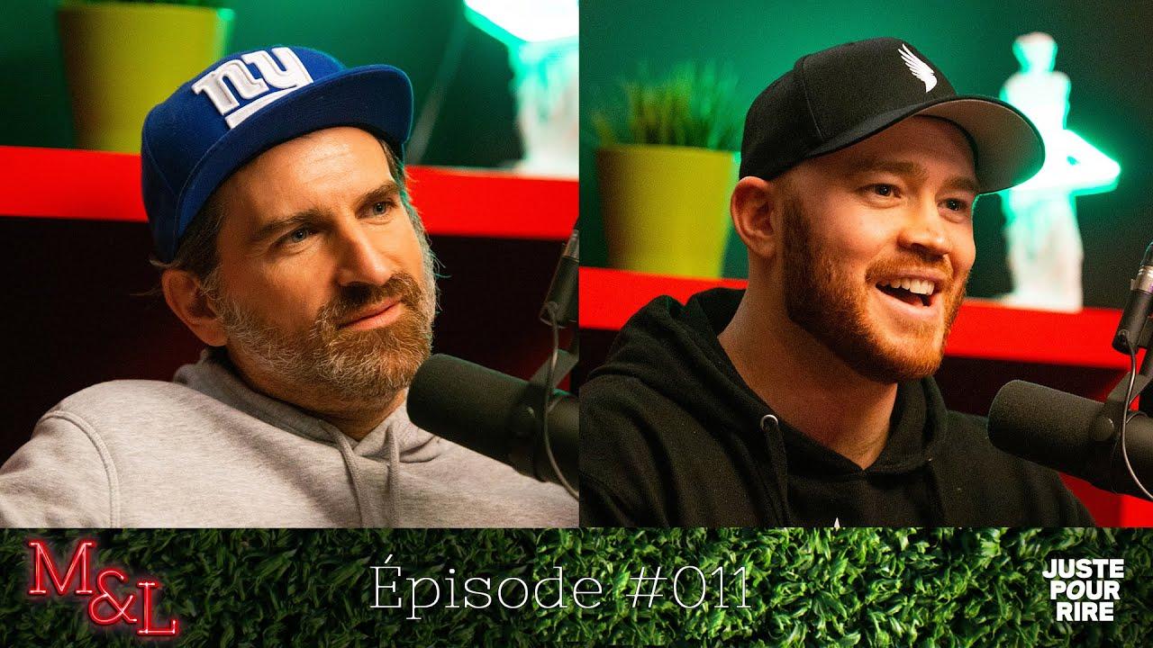 Max et Livia le podcast épisode #11 – Jean-Thomas Jobin & Phil Jones