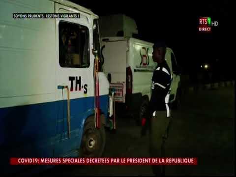 Couvre-feu: Antoine Diome prévient les récalcitrants éventuels!