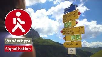 Expertentipp: Signalisation Wanderwege