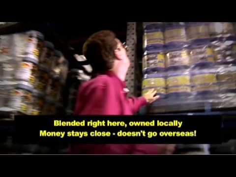 Gulf Western Oil 2008 Xmas Karaoke Video