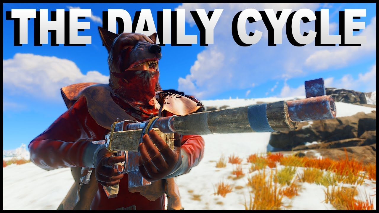 Rust - The Daily Cycle