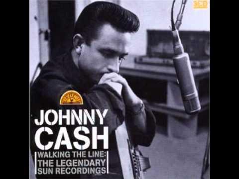 Johnny Cash-So Doggone Lonesome - YouTube