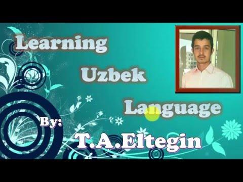 Learning Uzbek language family=oila