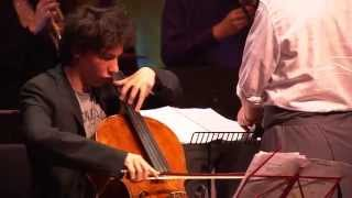Cello Coupe 2014 - Edgar Moreau & jongNBE - Gulda