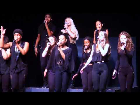 OSA Vocal Rush -  Green Garden by Laura Mvula