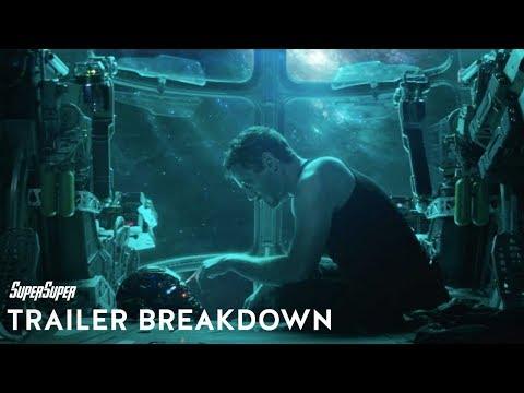 Avengers: Endgame Official Teaser Trailer Breakdown in HINDI   SuperSuper thumbnail