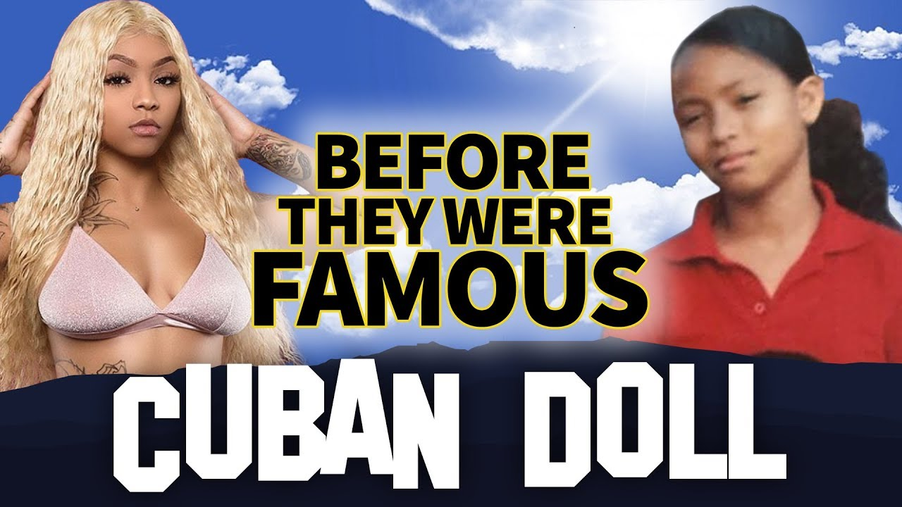 CUBAN DOLL   Before They Were Famous   Bankrupt   Biography