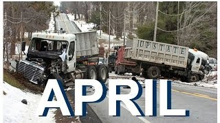 April 2014 Review Car Crash Compilation - NEW by CCC :)