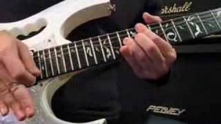 Download David Goodland Guitar Solo 2007 - Ibanez Jem 7VWH MP3 song and Music Video
