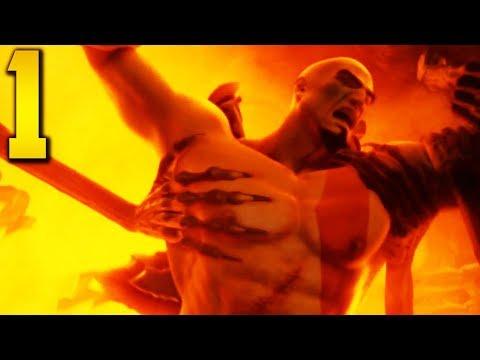 "God of War 2 - Part 1 ""RETURN FROM HADES"" (Gameplay/Walkthrough)"