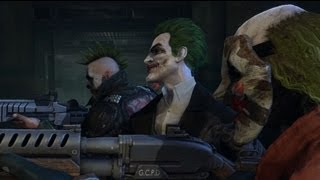 Batman: Arkham Origins - Multiplayer Trailer