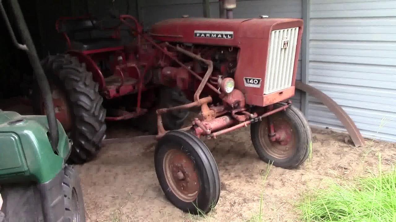 rebuilding the carburetor on my farmall 140