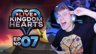FINALE!!! | Kingdom Hearts 1 HD - Part 7 [KH 1.5 + 2.5]