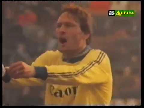"""PREBEN ELKJAER LARSEN: """"I CAMPIONI"""" (Da: """"Una vita da goal"""" di Gianni Minà/1986)"""